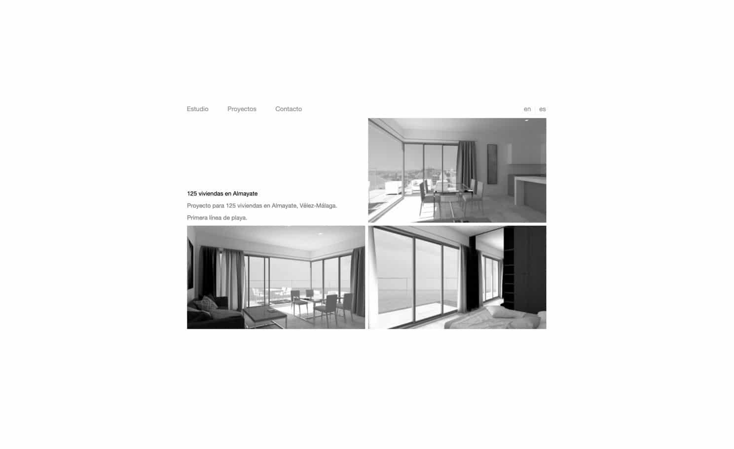 Diseño Página Web LYNCIS DESIGN